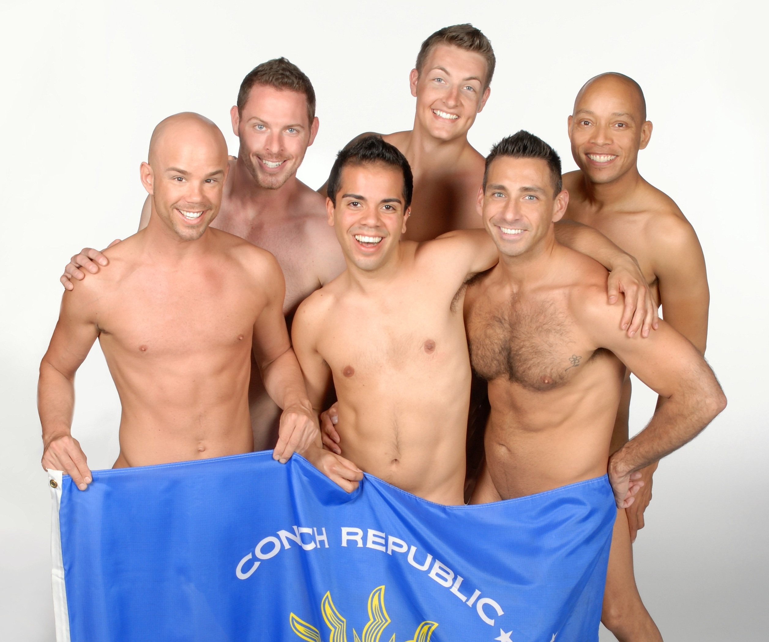 NAKED BOYS SINGING! at the Kings Head Theatre - Lambco