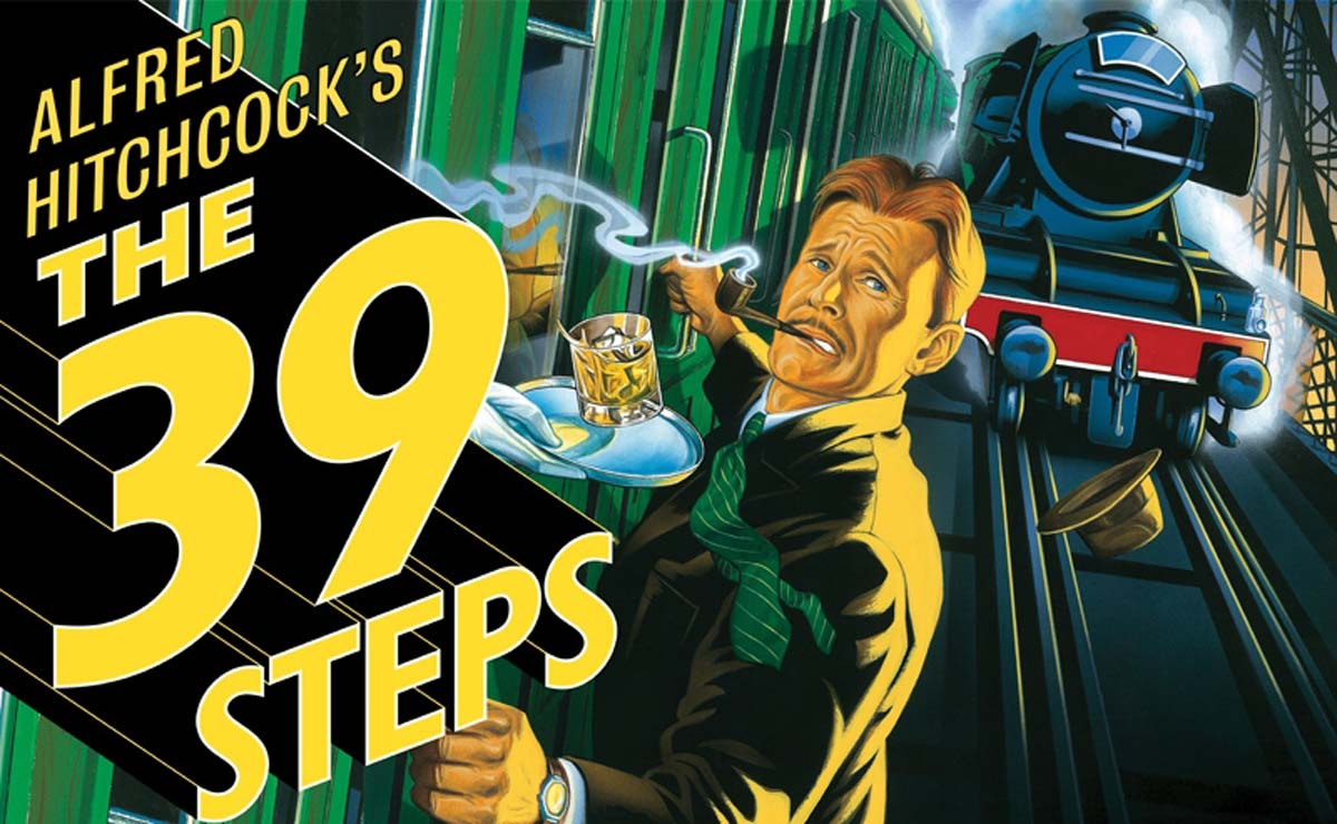 39 Steps Featured