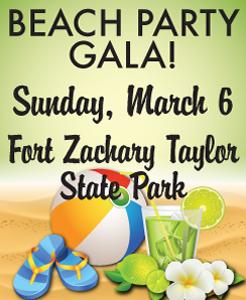 """Beach Party"" Gala!"