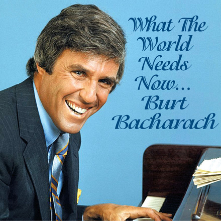"""What the World Needs Now: Burt Bacharach"" (Season Opening Concert)"