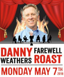 Danny Weather's Farewell Roast