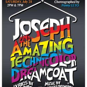 Joseph & The Amazing Tecnicolor Dreamcoat