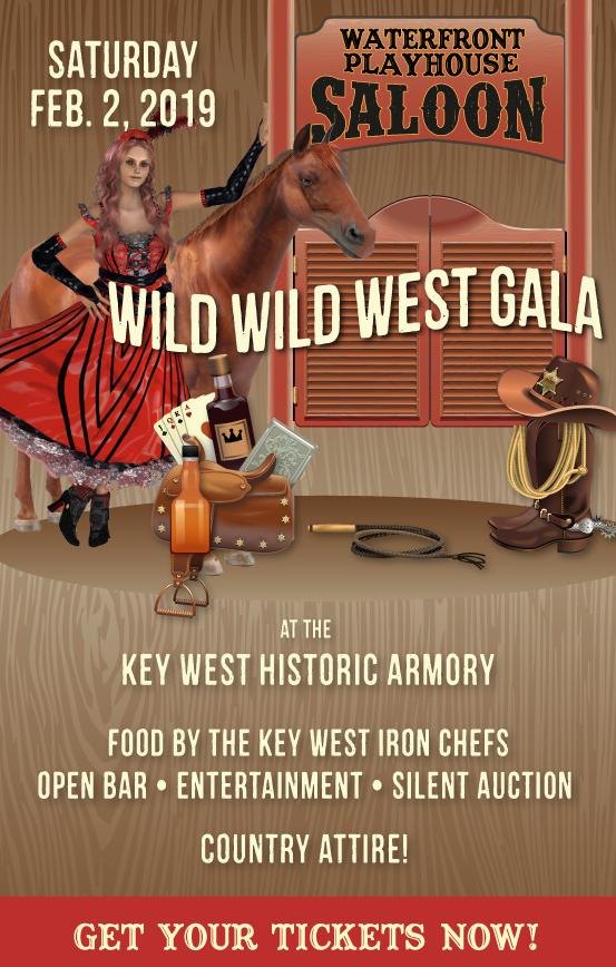 Wild Wild West Gala