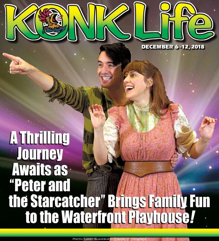 KONK COVER 2 Peter Starcatcher Key West