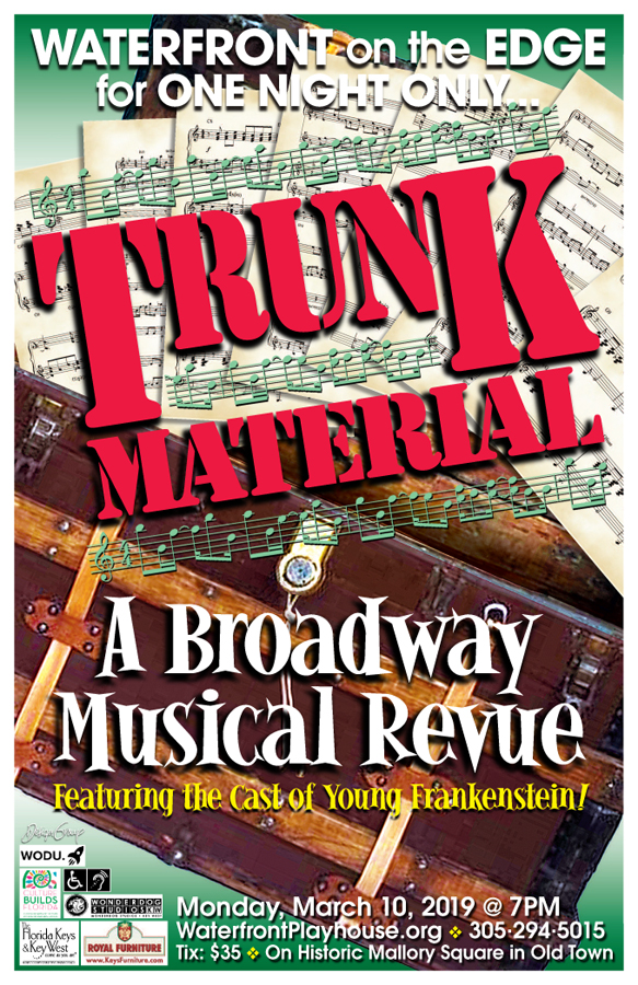 Trunk Material: A Broadway Musical Revue