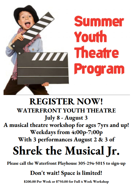 youth theatre key west