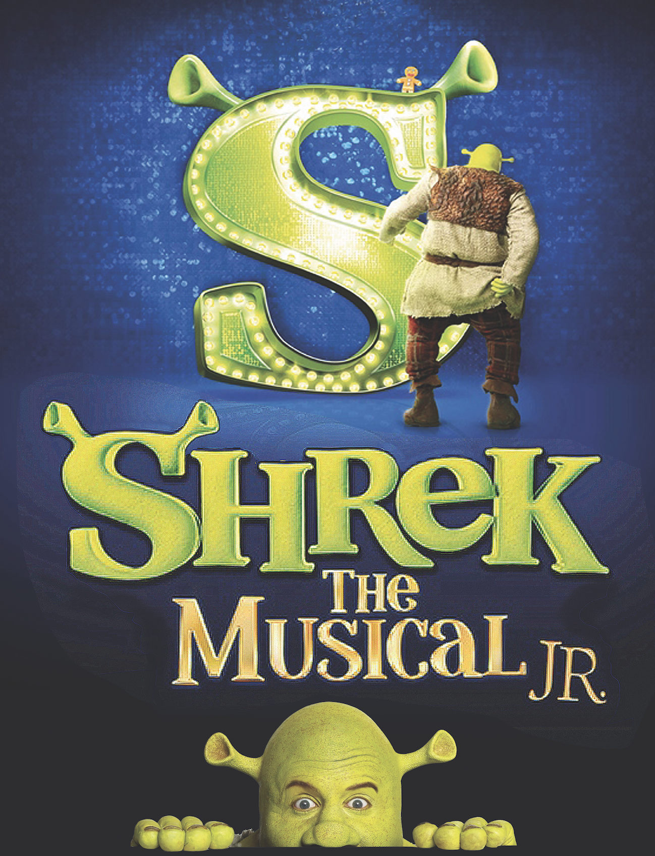 Waterfront Playhouse Youth Theatre Program Presents: Shrek, The Musical Jr.