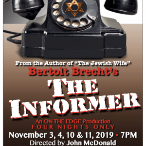 waterfront playhouse key west theatre - The Informer